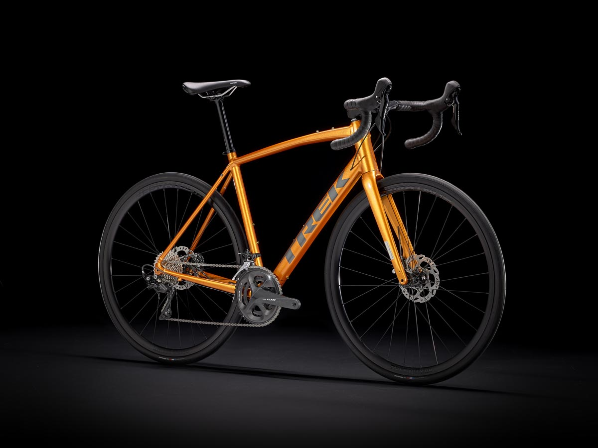 The Ultimate First Road Bike? New Trek Domane AL Disc is value packed for the price - Bikerumor