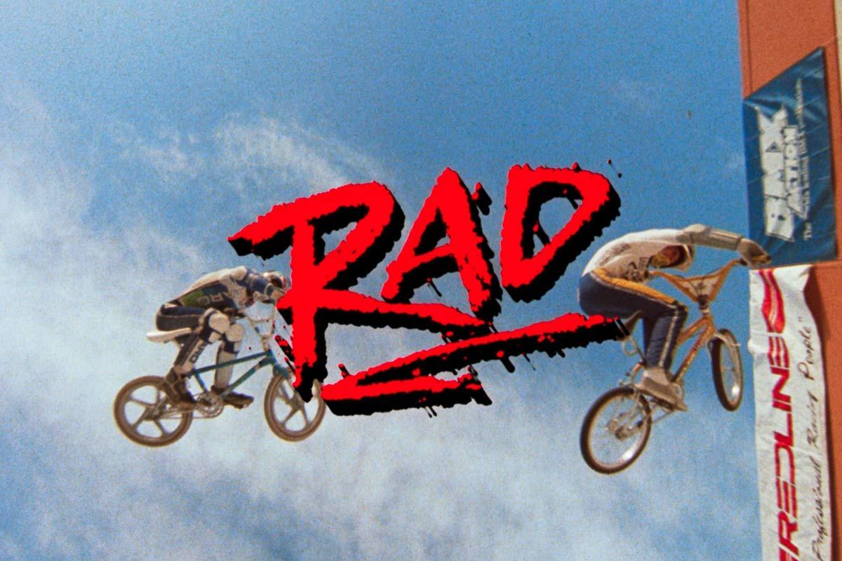 rad box movie 4k UHD blu-ray release date and info