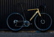 2021 MMR Adrenaline SL Samuel Sanchez Gold Edition road bike, updated integrated carbon road race bike