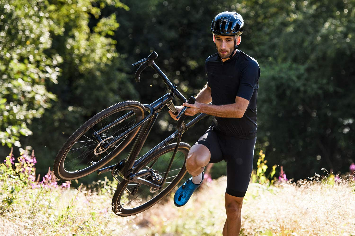 2021 Vitus Energie EVO cyclocross bike, race-ready lightweight affordable carbon CX bike, suitcase carry