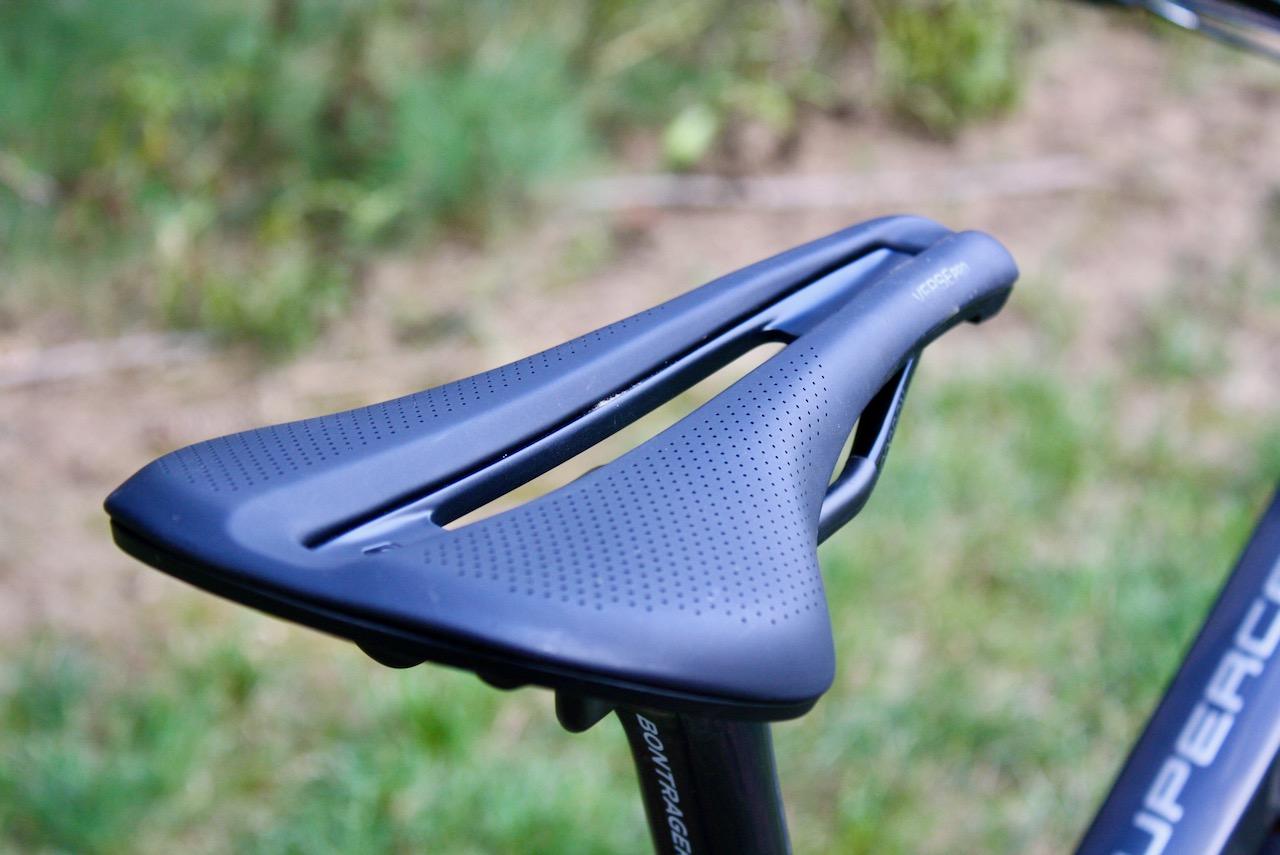 Bontrager Verse Saddle rear Pro