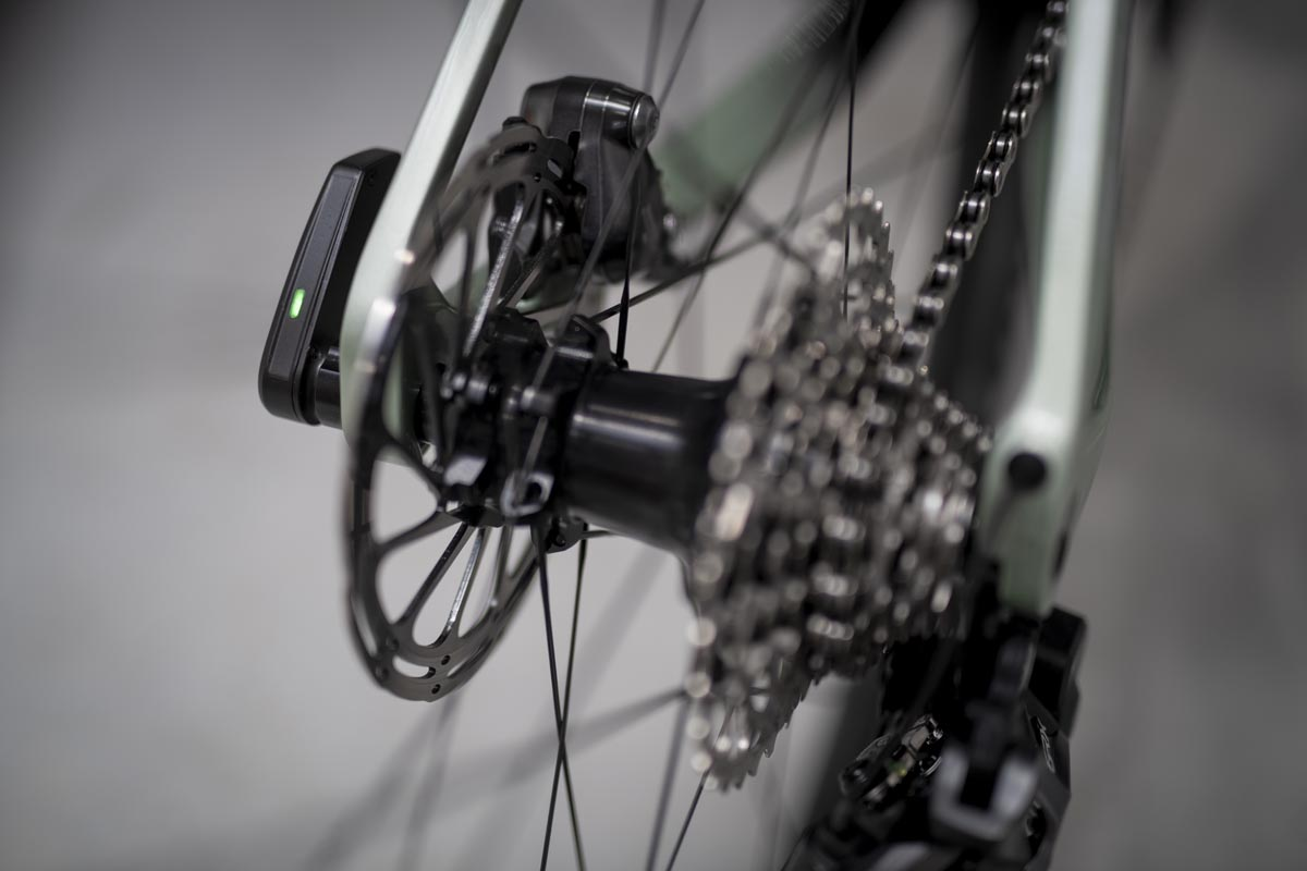 Ridley Kanzo Fast classified shifting system