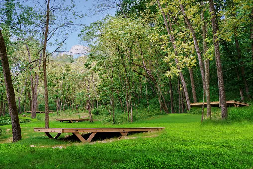 Camping at Coler Preserve is coming in September 2020