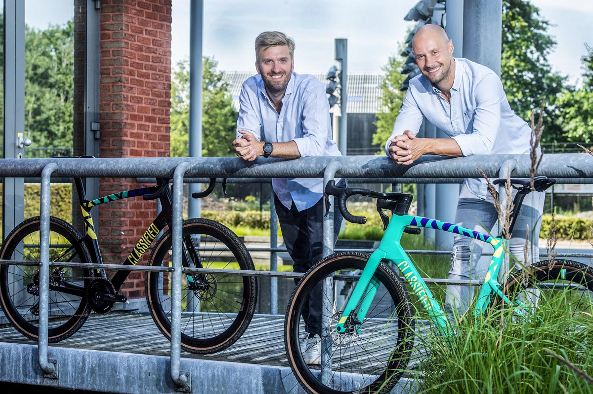 Classified system with Tom Boonen