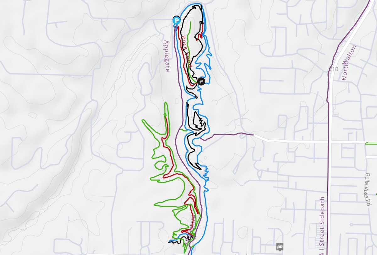 Coler Mountain Bike Preserve has been made for mountain bikers by mountain bikers