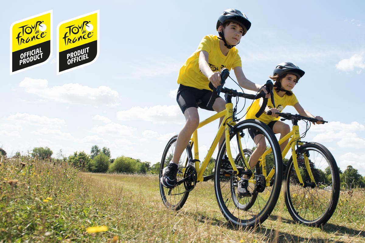 Give your kid the gift of the Yellow Jersey with Tour de France x ...