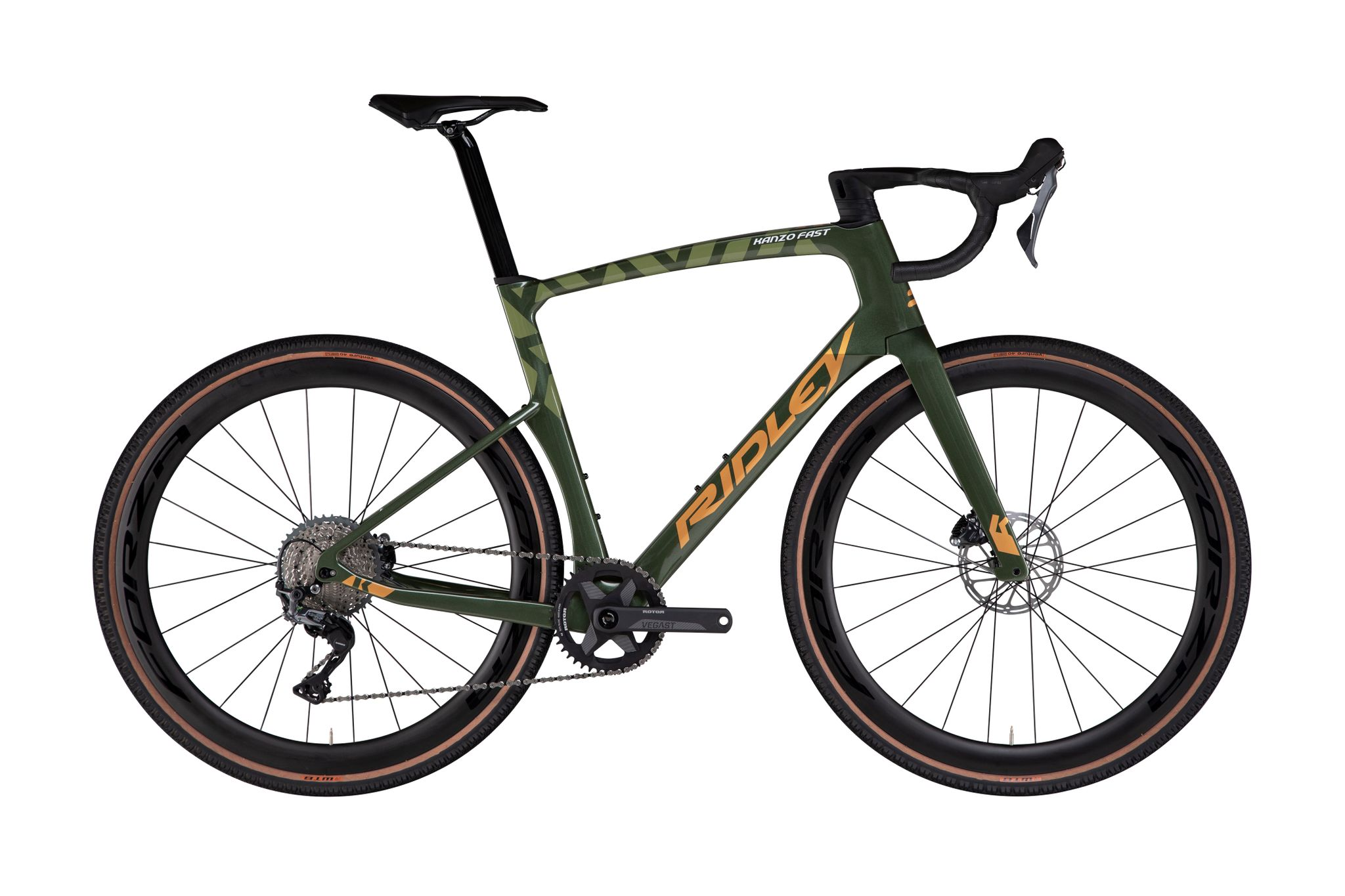 Ridley Kanzo Fast Complete bike