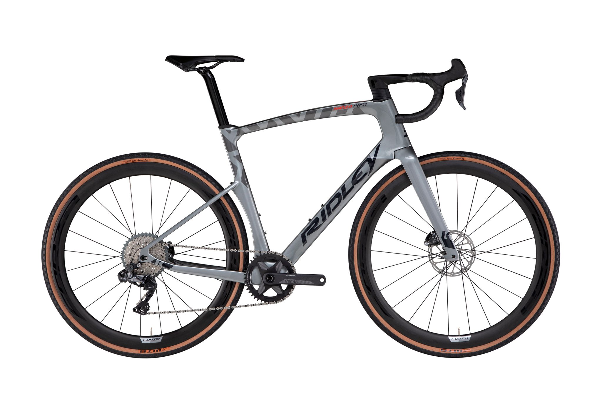 Ridley Kanzo Fast complete bike classified