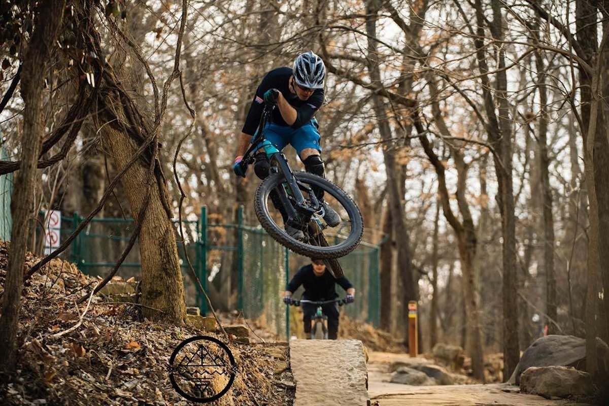Where to ride: Slaughter Pen's All American trail