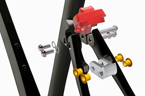 Wilier Cento10NDR link detail