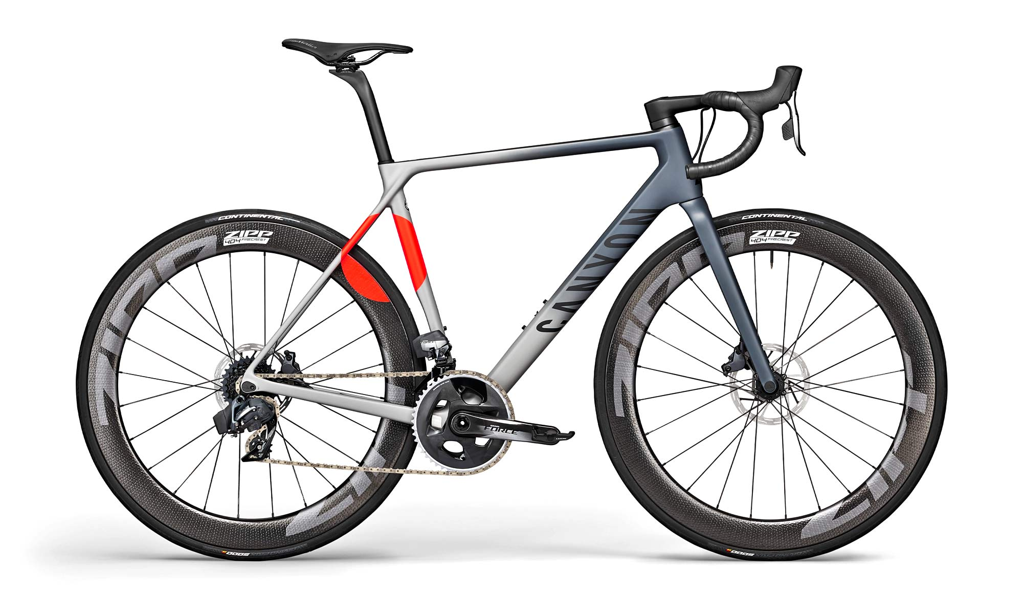 2021 Canyon Ultimate CF SL disc brake road bike, LTD
