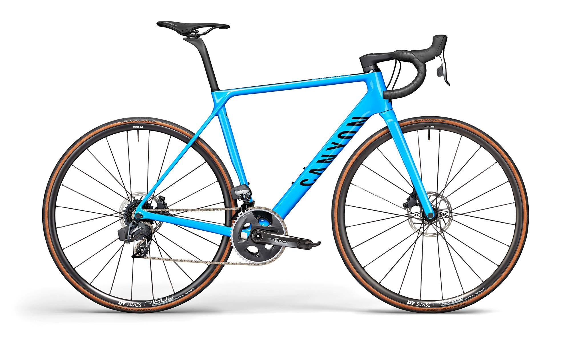 2021 Canyon Ultimate CF SL disc brake road bike, SL 8 eTap