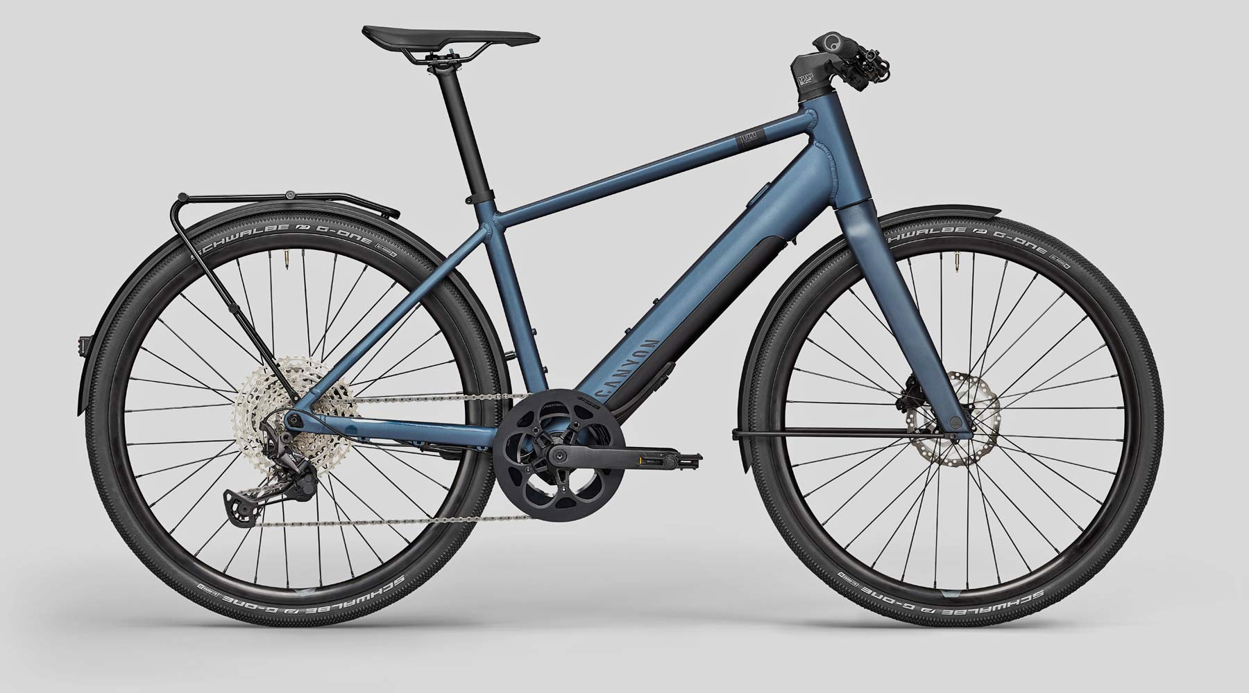 Canyon Future Mobility Concept, Urban Mobility city e-bikes you can buy, Commuter:ON