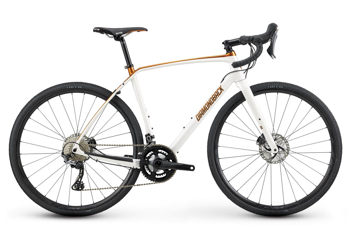 Diamondback gears up for adventure with 8 different Haanjo models from commuter to carbon - Bikerumor