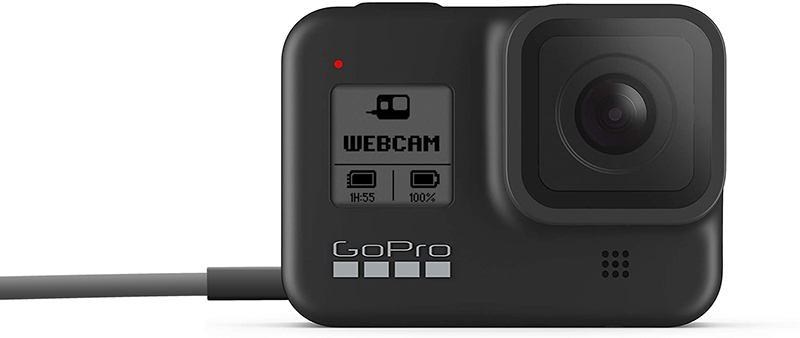 how to use a GoPro as a web cam