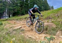 Privateer 141 all-mountain trail bike, affordable alloy 29er trail enduro all-mountain bike, Spicak