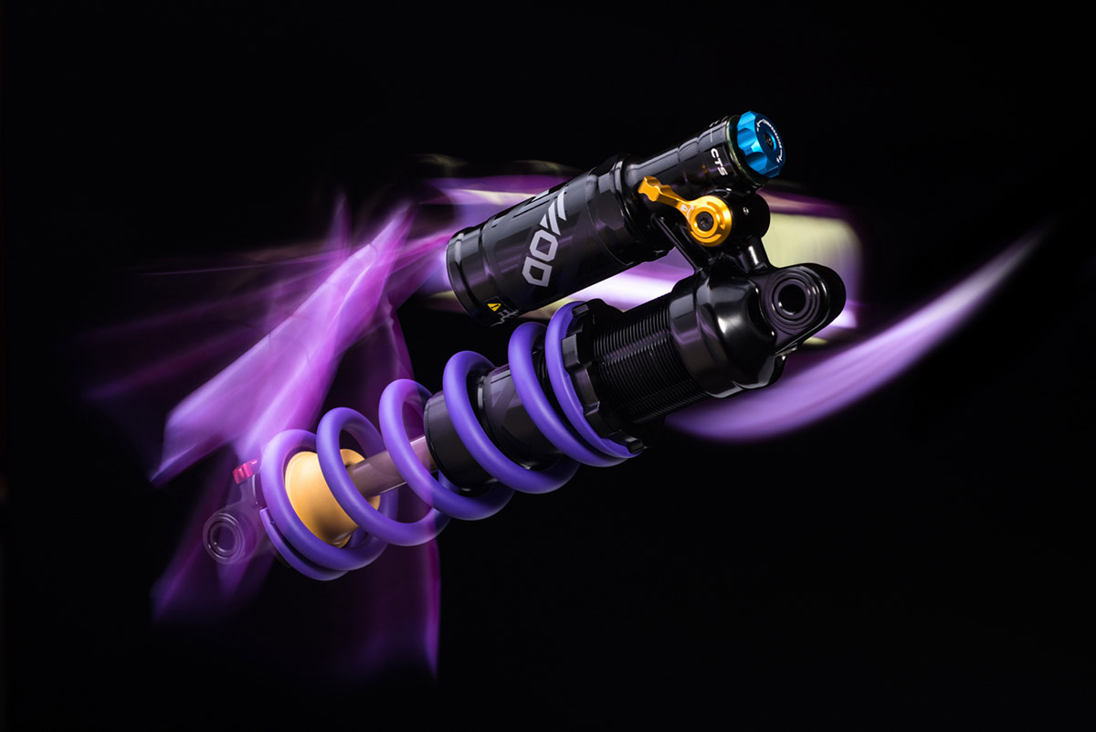 formula release first ever coil shock mod with cts valve tuning