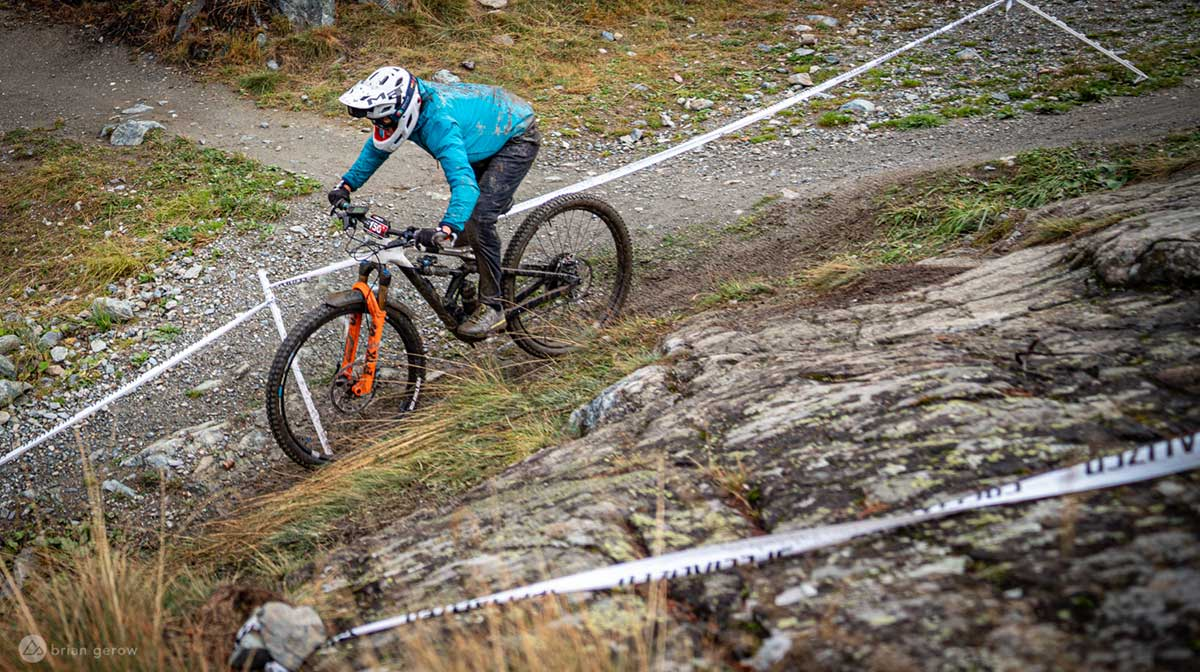 hunting for speed stage 2 zermatt ews 2020