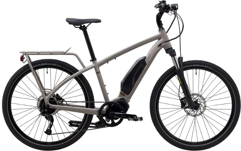 rei co op CTY e2.1 commuter e-bike for roads bike paths and trails