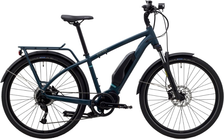 rei co op CTY e2.2 commuter e-bike for roads bike paths and trails