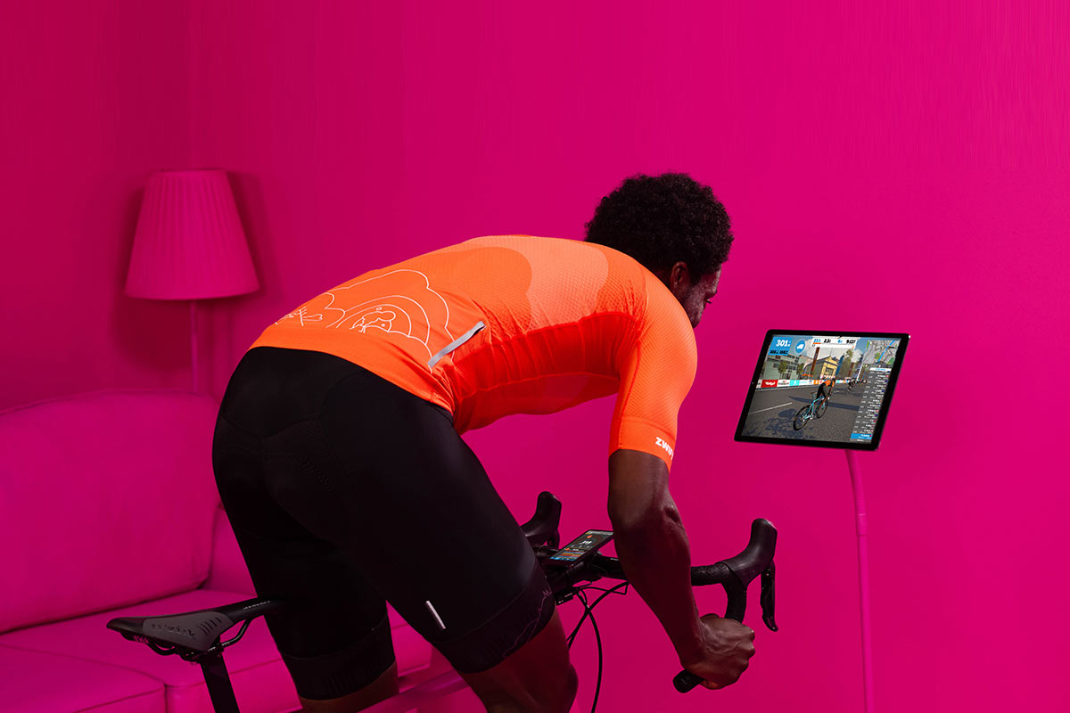Zwift indoor cycling virtual world just got 450 million dollars in series c funding