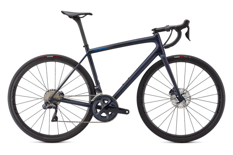 new specialized aethos road bike with shimano ultegra di2 build spec