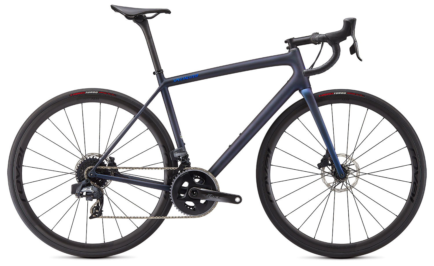 new specialized aethos road bike with sram force etap axs build spec