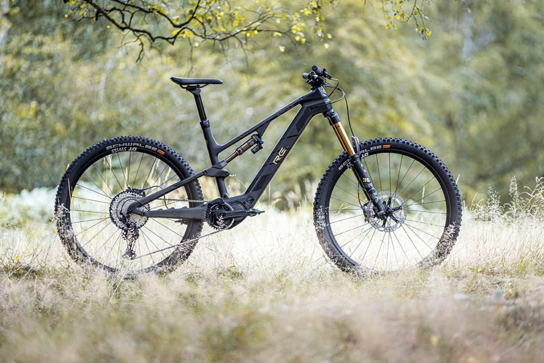 2021 rotwild aggressive series lightweight emtbs released with shimano ep8 motor 375wh integrated quick release battery