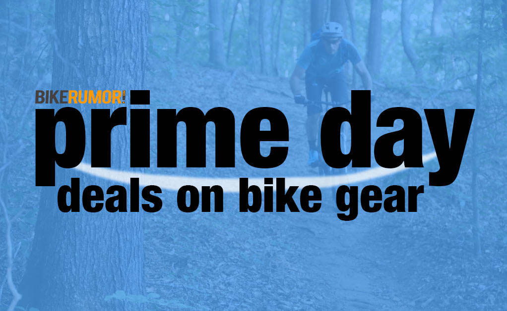 bike component and gear deals from Amazon Prime Day 2020