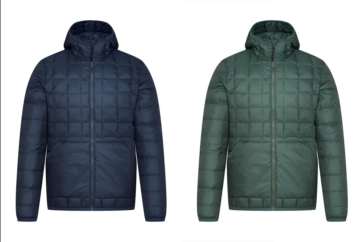 Cafe du Cycliste quilted jacket