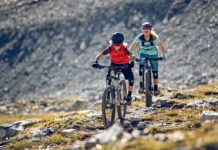 Scott Heroes Inspire Heroes, tips for riding with kids, photos by Andreas Vigl