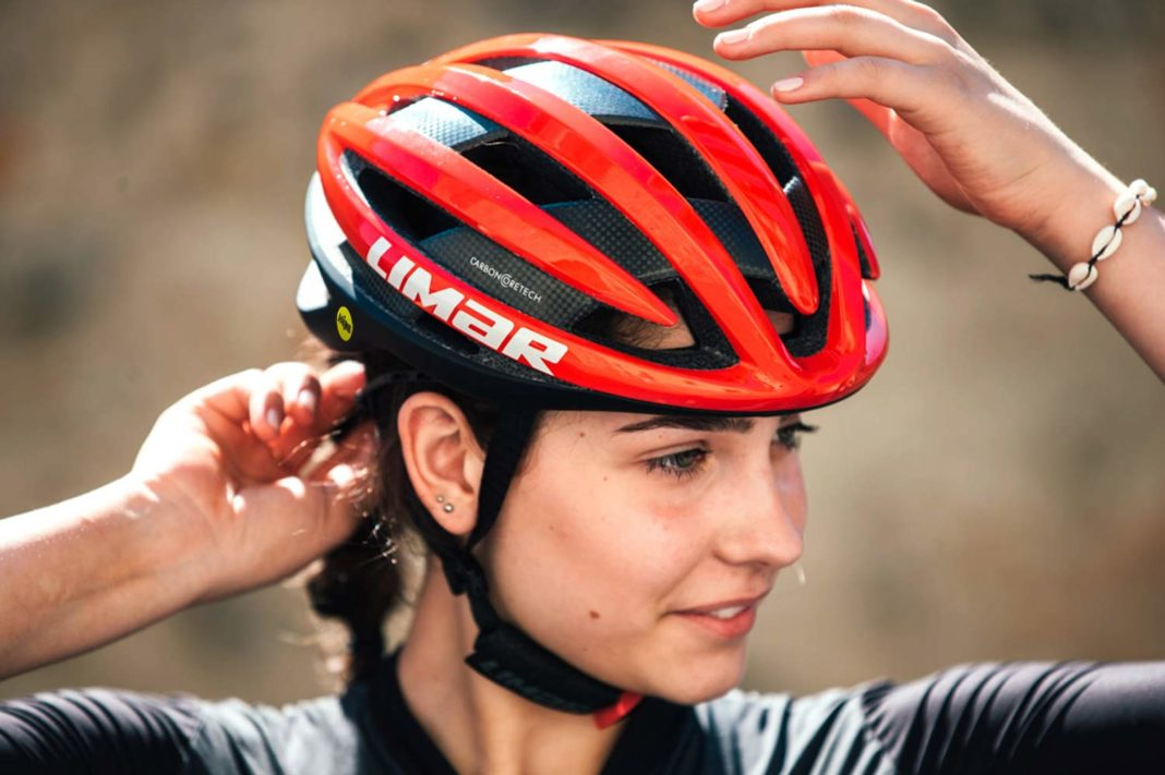 Limar Air Pro MIPS Ai road helmet, next gen MIPS impact protection in fully vented aero road bike helmet