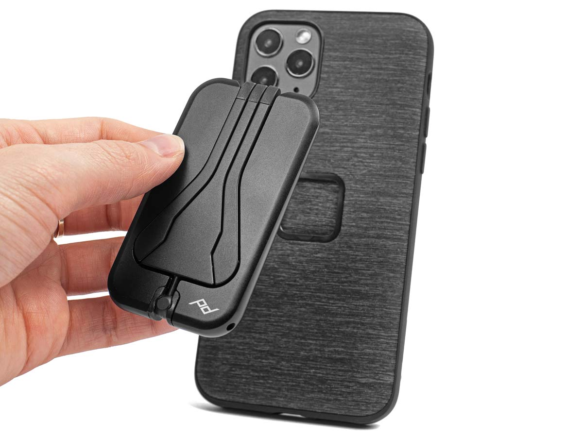 Mobile by Peak Design phone case and mounts, magnetic and secure locking mobile phone bike mounts everyday case charging adapters,folded Mobile Tripod