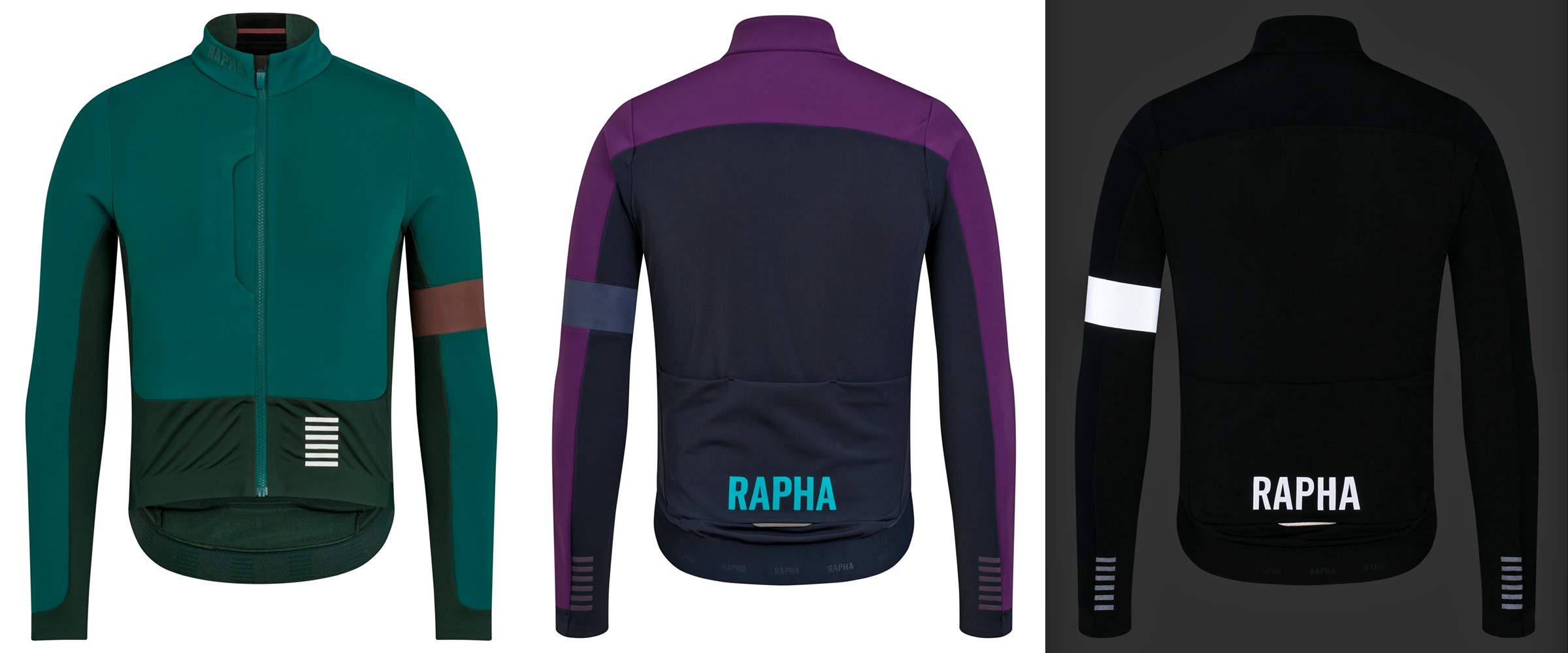 Rapha Pro Team Winter road riding racing training collection, Pro Team Winter Jacket,