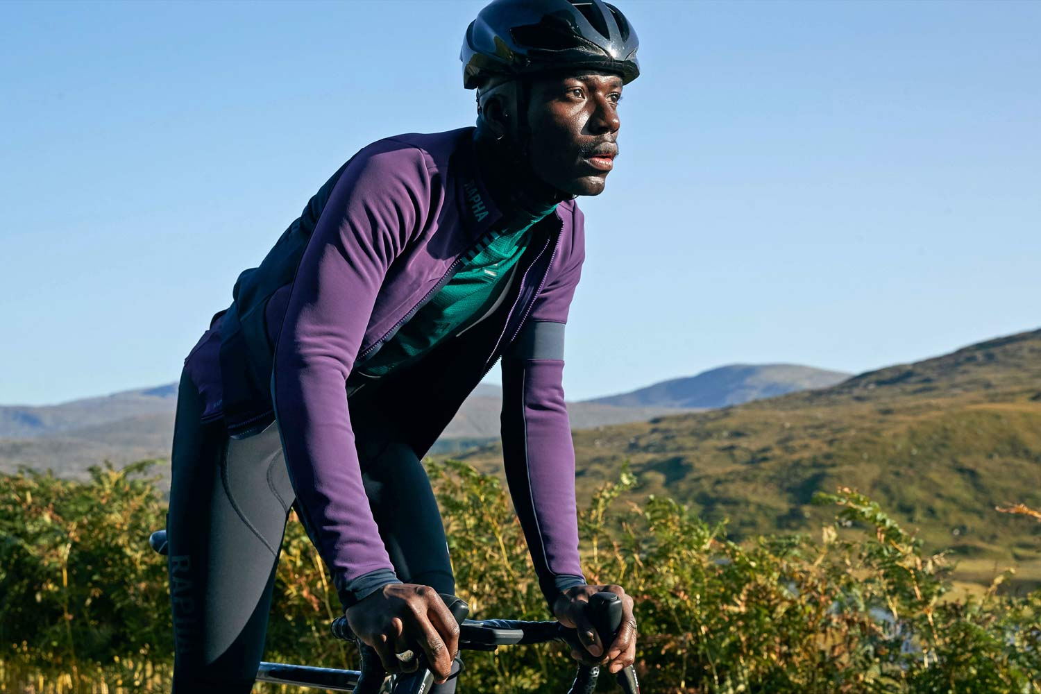 Rapha Pro Team Winter road riding racing training collection, Pro Team Winter Jacket