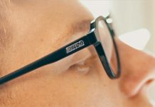 Sciocon Blue Zero glasses off-the-bike, reduce screen time fatigue, Tadej Pogačar recovery