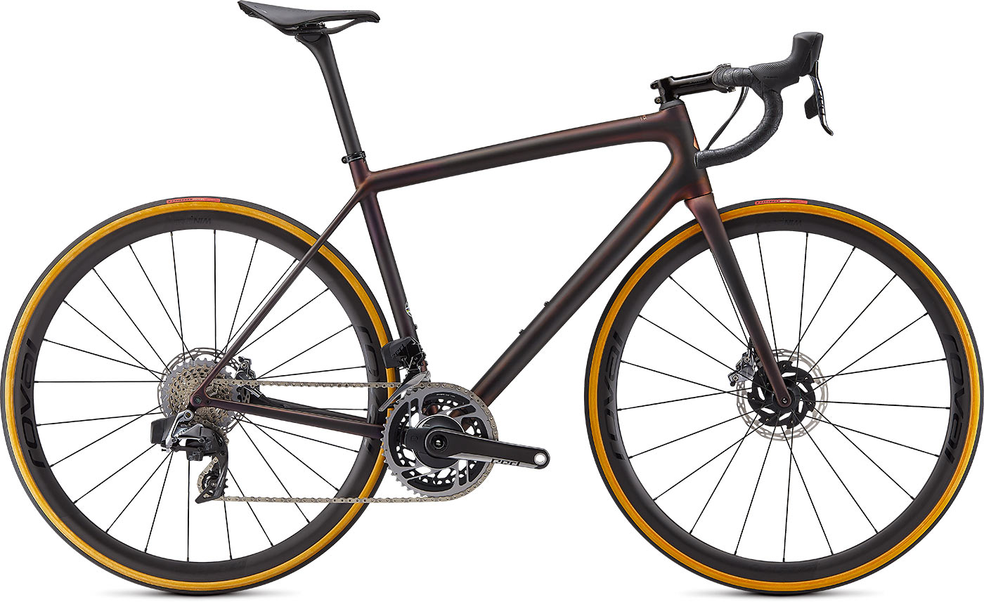 specialized s works aethos with shimano sram red axs etap wireless shifting