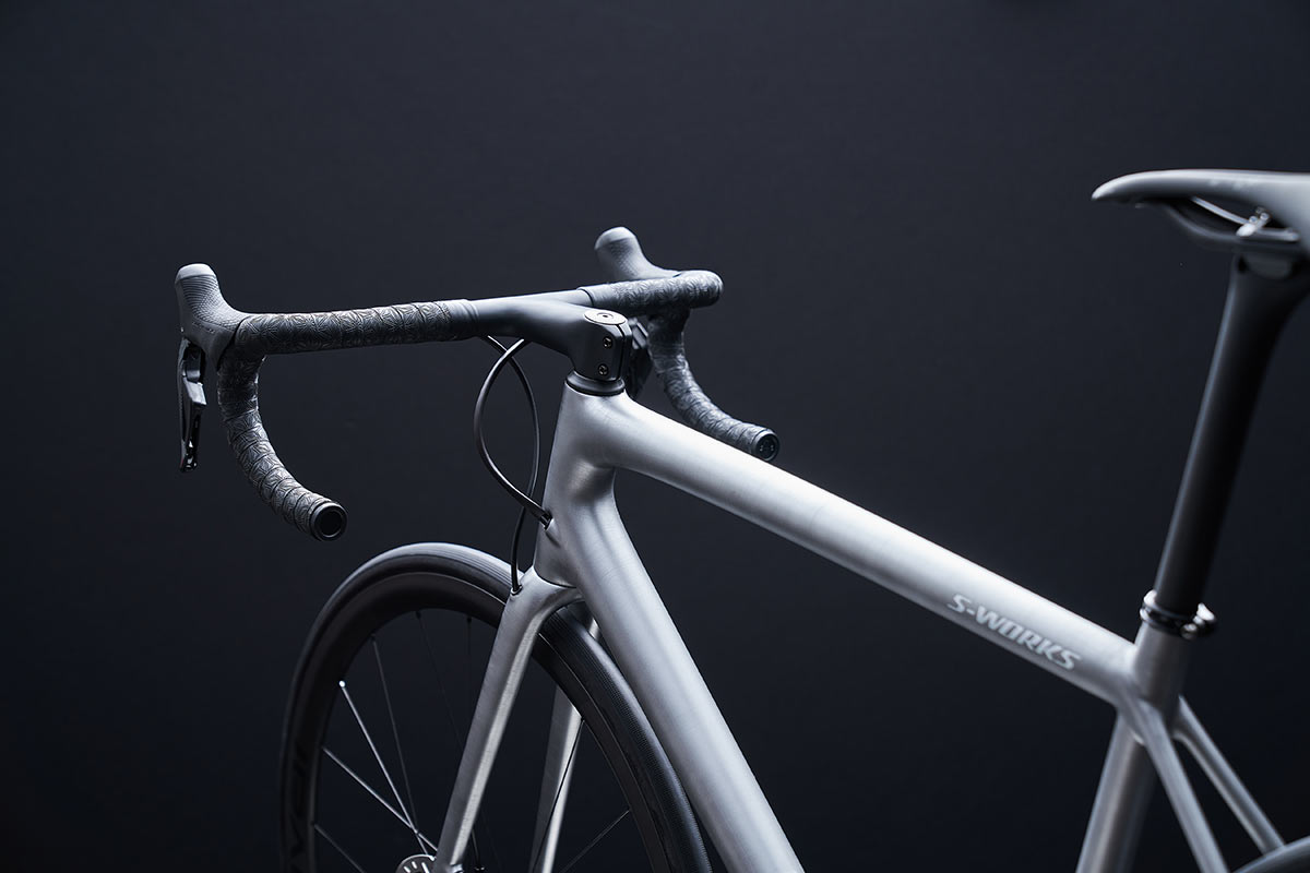 specialized s-works aethos founders edition