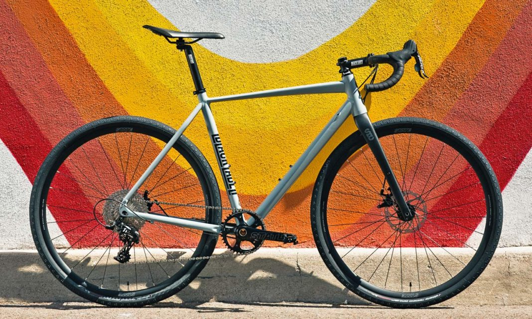 State 6061 Black Label All-Road affordable alloy gravel bike