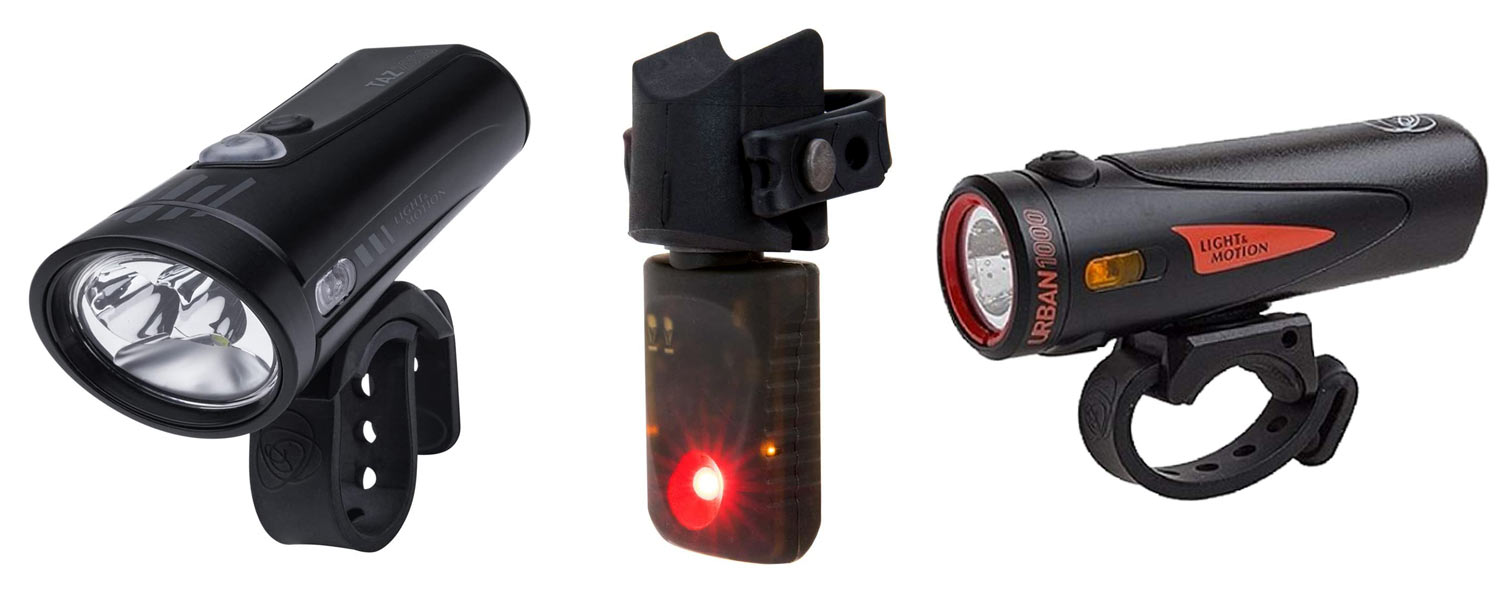 amazon prime day deals on light and motion bicycle lights and GoPro mount
