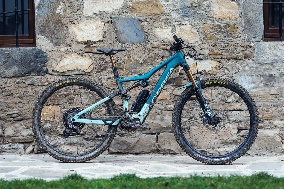 Orbea Rise e-MTB is ultra lightweight w/minimal assist for extended trail riding - Bikerumor