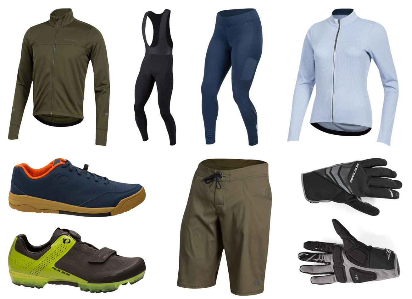 pearl izumi winter cycling clothing on sale