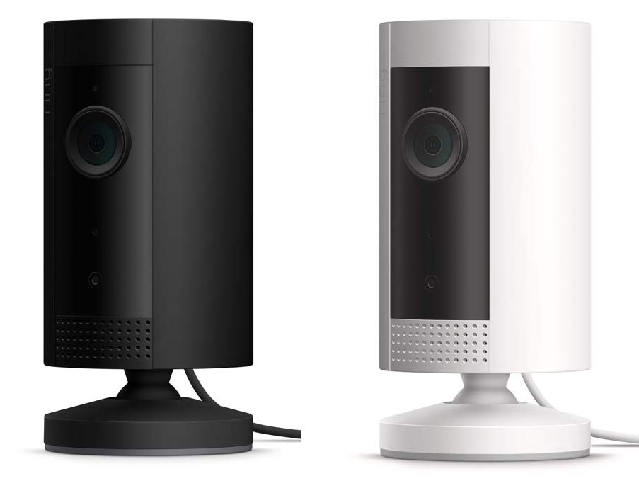 amazon ring indoor security cameras for wireless cloud based surveillance of your home and garage