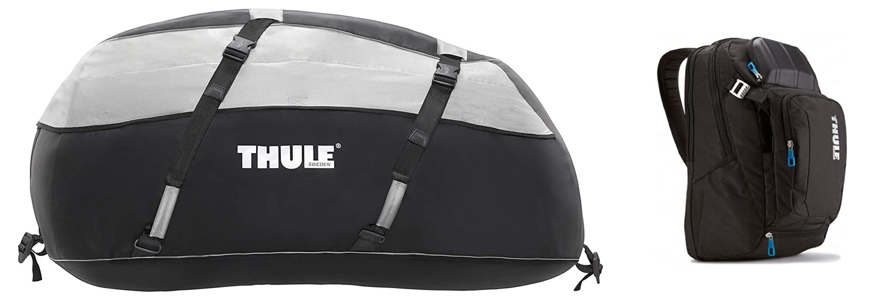 thule soft side rooftop cargo bag for vehicle roof racks on sale with amazon prime day 2020
