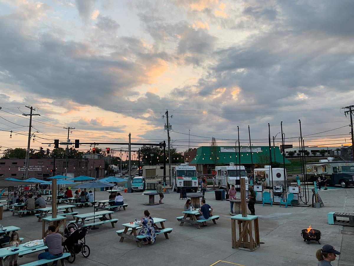 knoxville food truck park overview