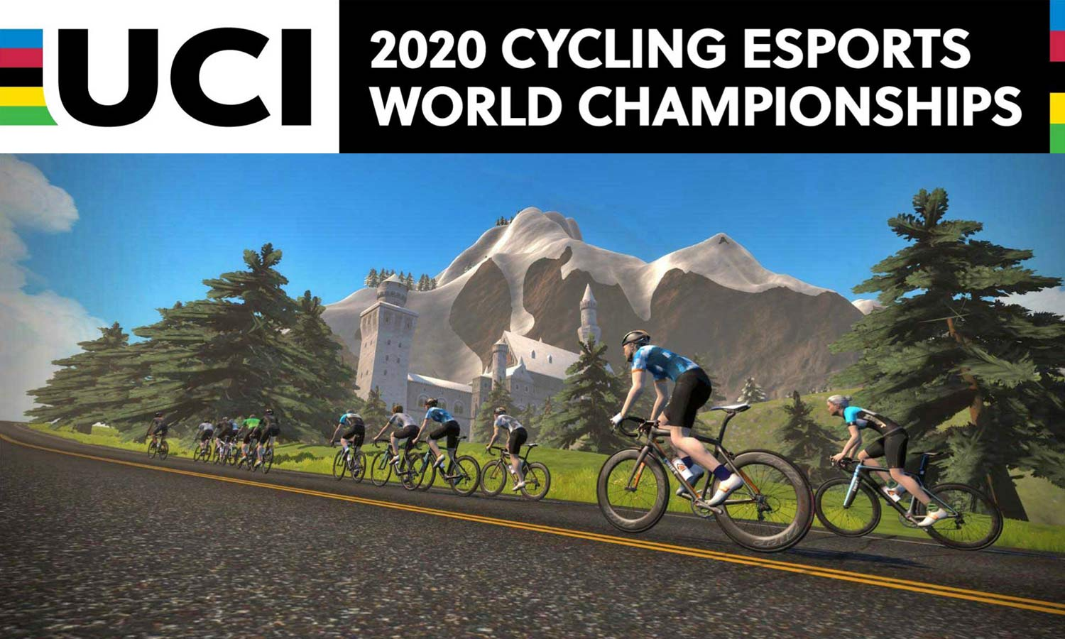 2020 UCI Cycling eSports World Champs in Watopia, e-World Championship online
