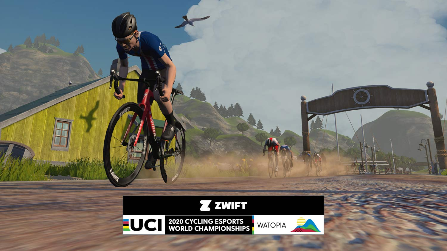 2020 UCI Zwift Cycling eSports World Championship details and community rides,Nations Challenge
