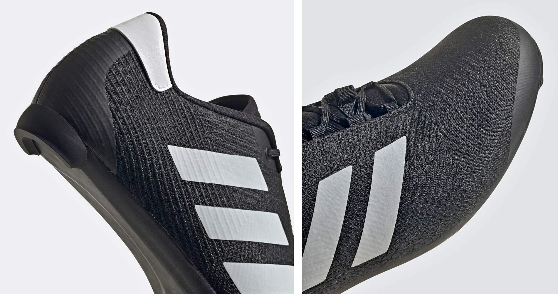 Adidas The Road Cycling Shoes, all-new mid-price lace-up soccer football style road bike shoe,details
