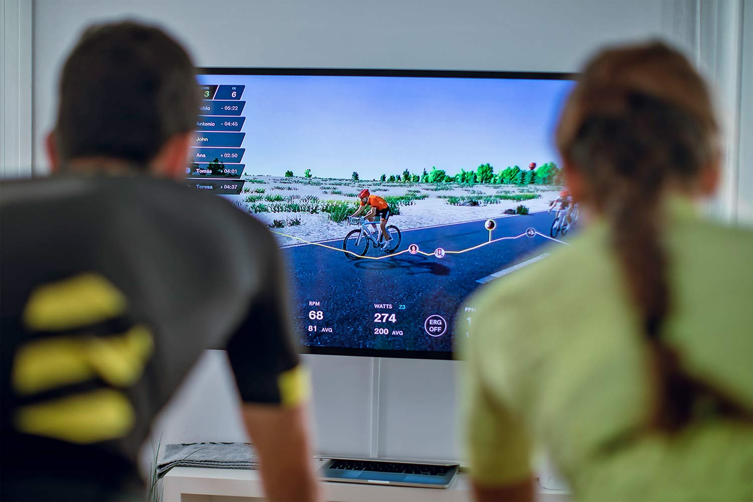 Bkool updates virtual training app, so you get more cycling indoors this winter