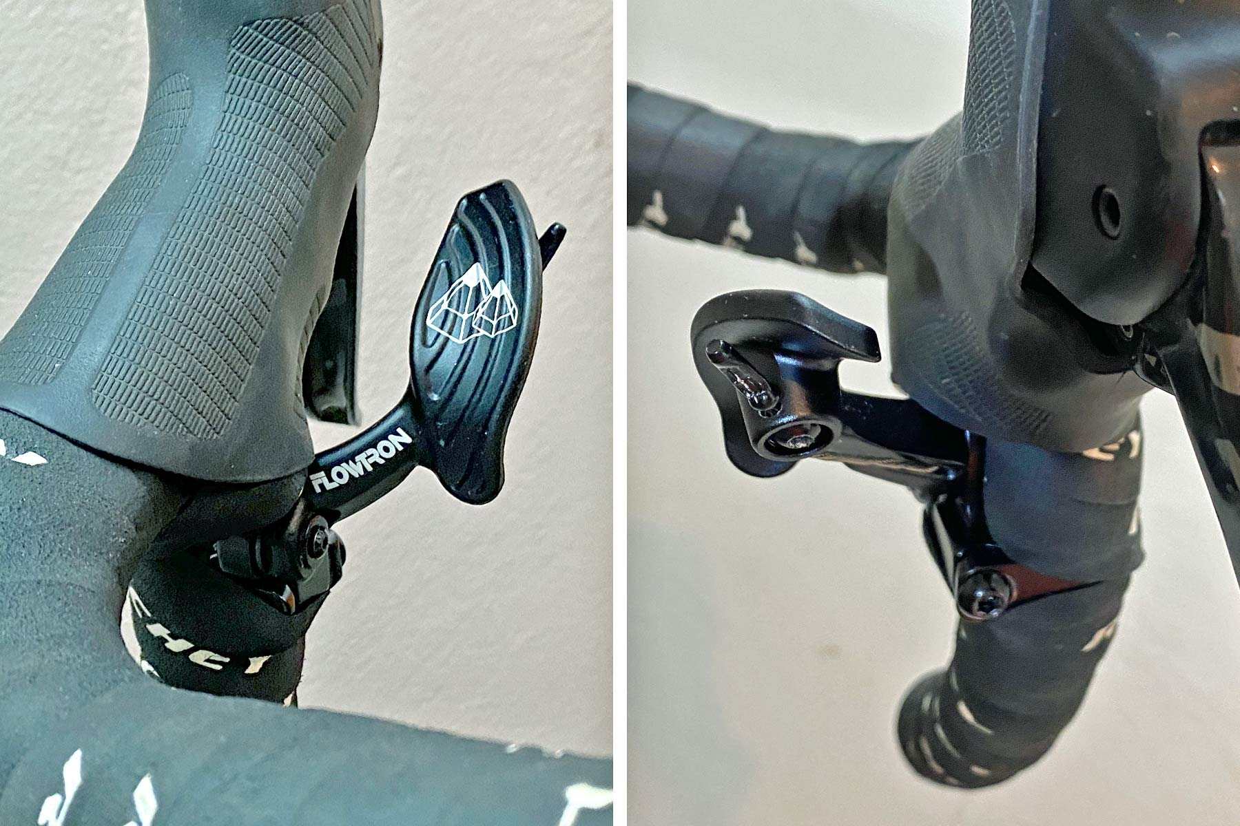 FSA Flowtron AGX gravel dropper post, First Look Review: 27.2mm internally routed dropper seatpost with dropbar remote,remote details
